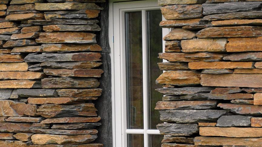 stein til fasademur