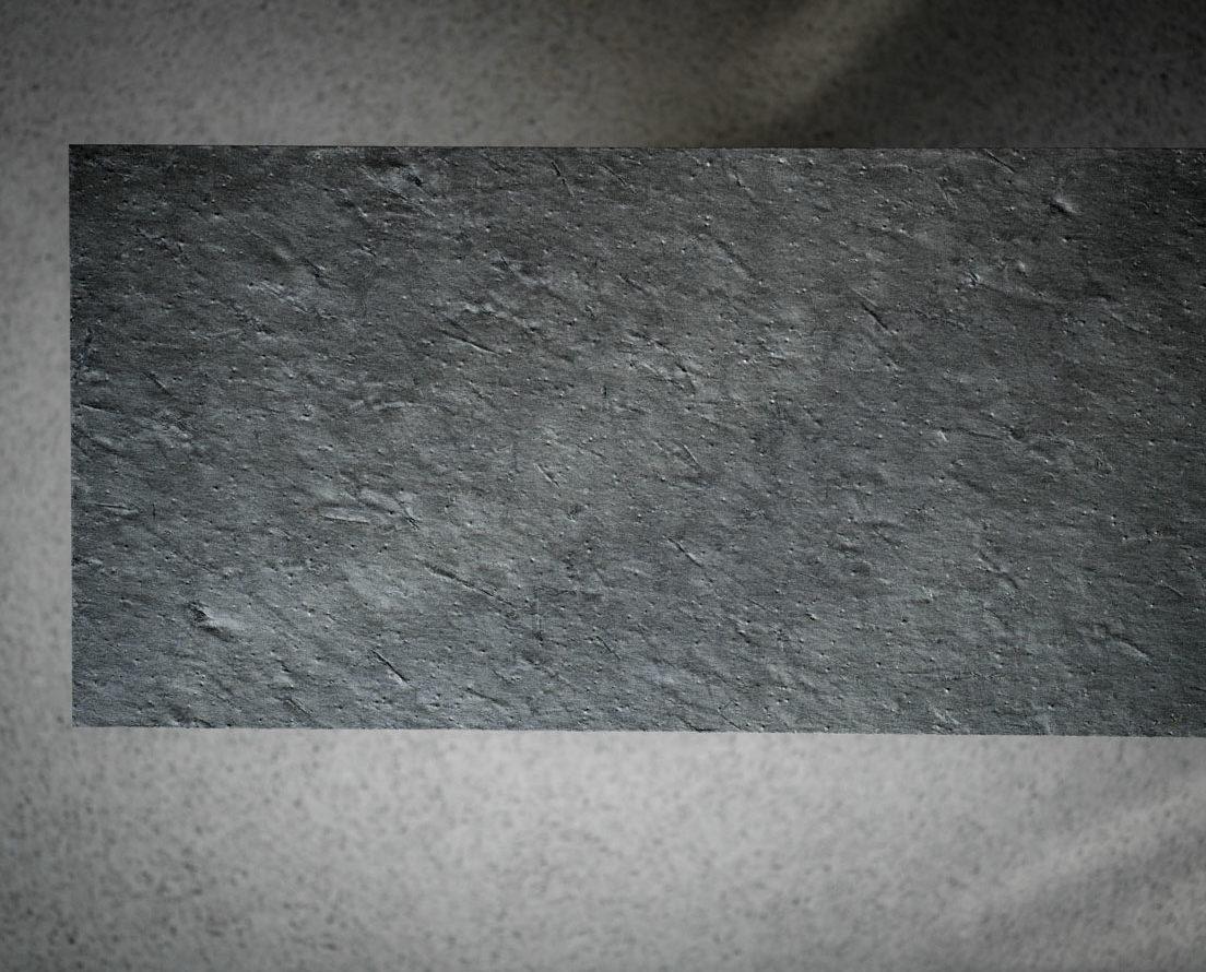 Bilde som viser en flis i Otta natur skifer
