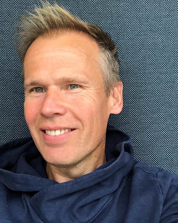 Portrett arkitekt Tommie Wilhelmsen